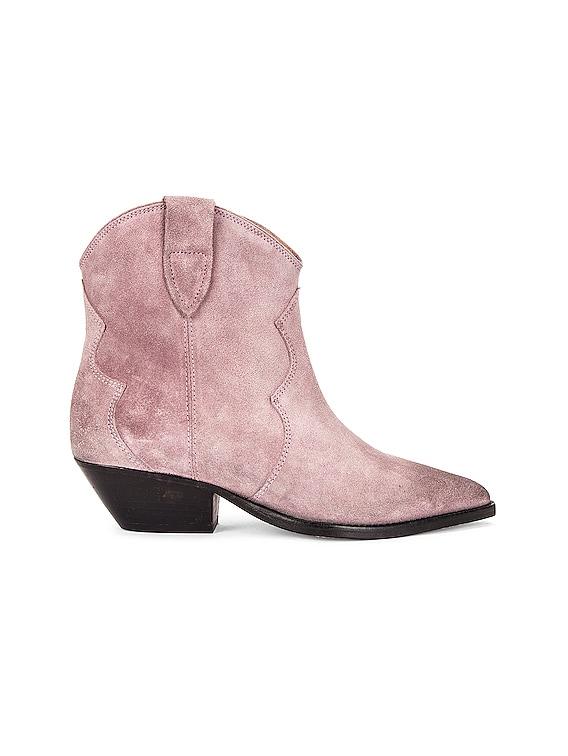 Dewina Boot in Mauve