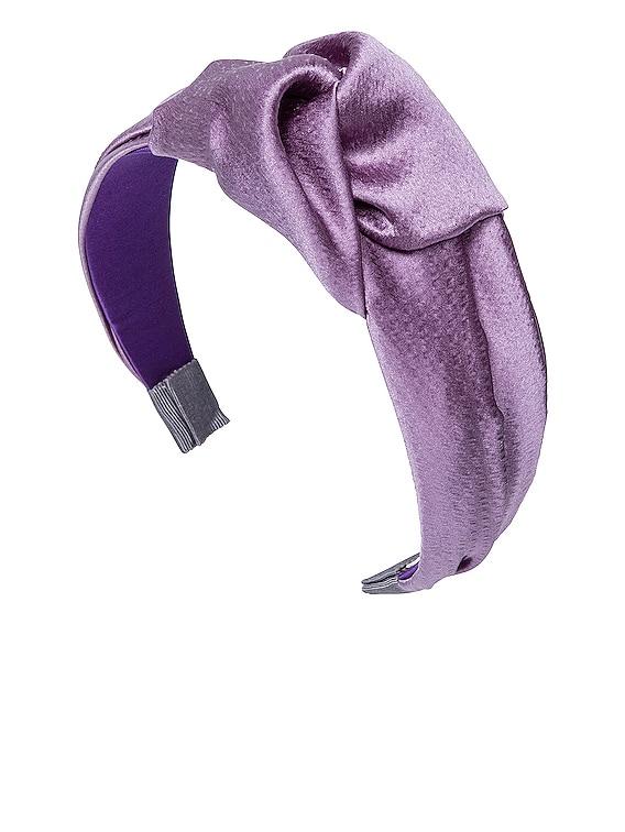 Samaya Headband in Lavender