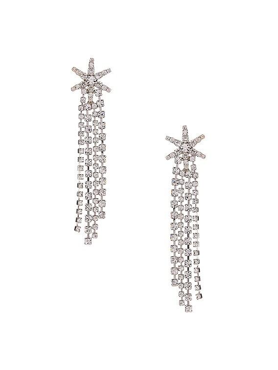 Esta Earrings in Crystal