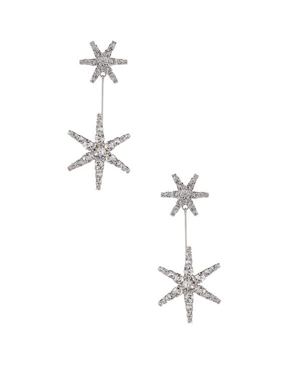 Estee Earrings in Crystal
