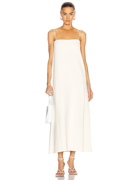 Slip Dress in Cream