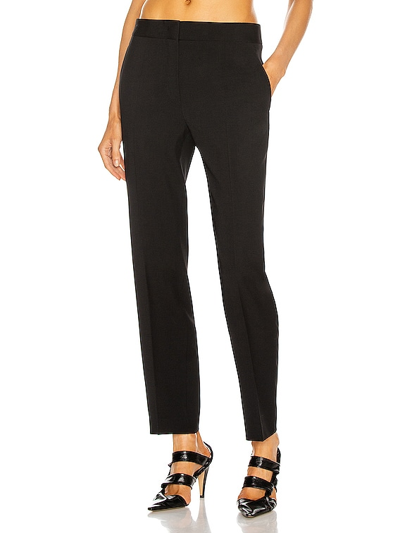 Tailored Trouser in Black