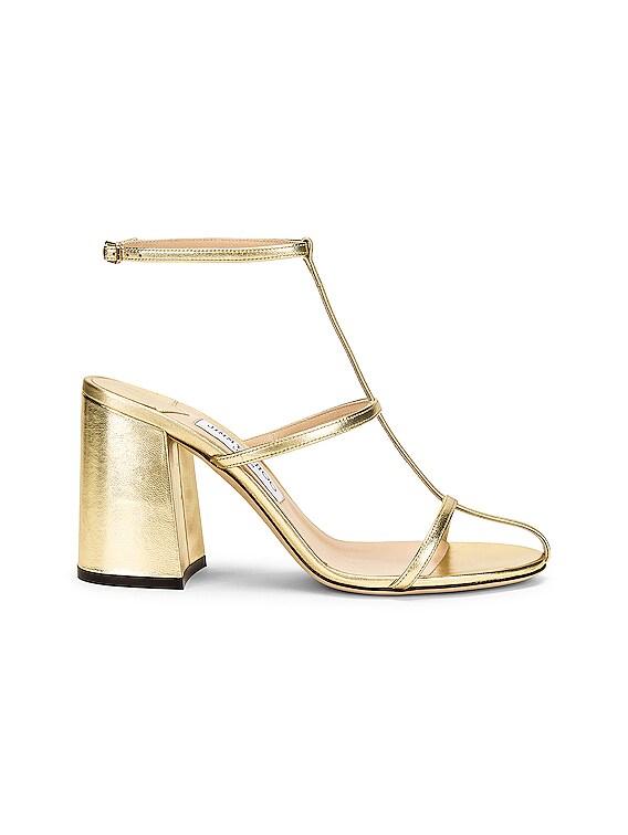 Linley 85 Sandal in Dore