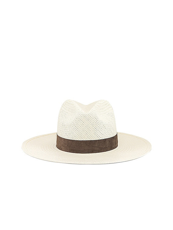 Marcell Packable Hat in Bleach