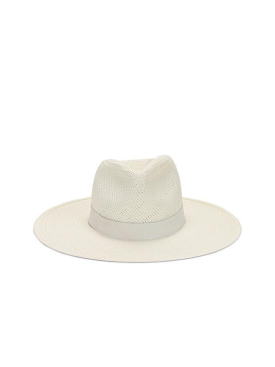 Zoe Packable Hat in Bleach