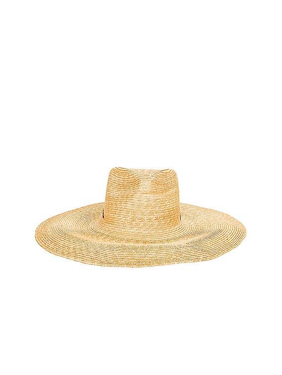 Serena Tie Hat in Natural