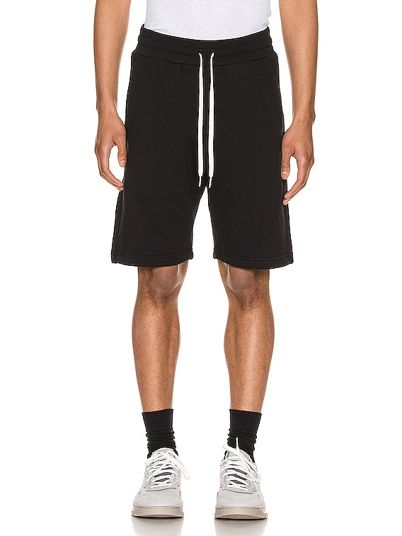 Crimson Shorts in Black