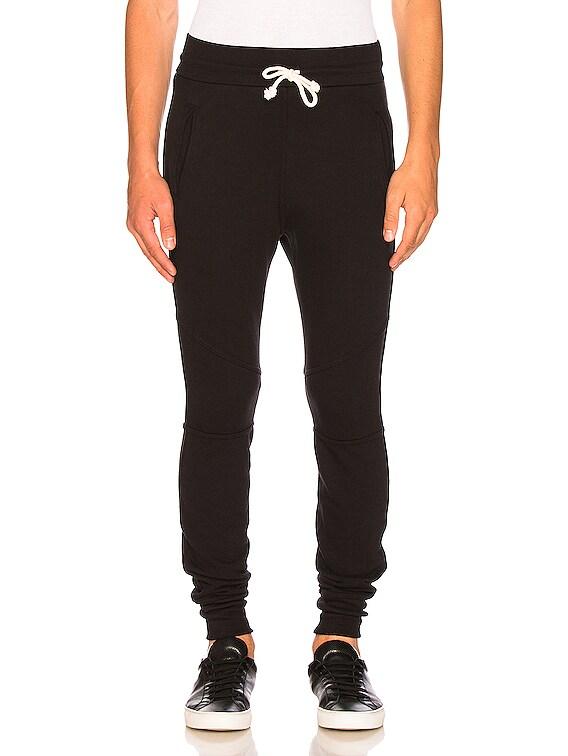 Escobar Sweatpants in Black