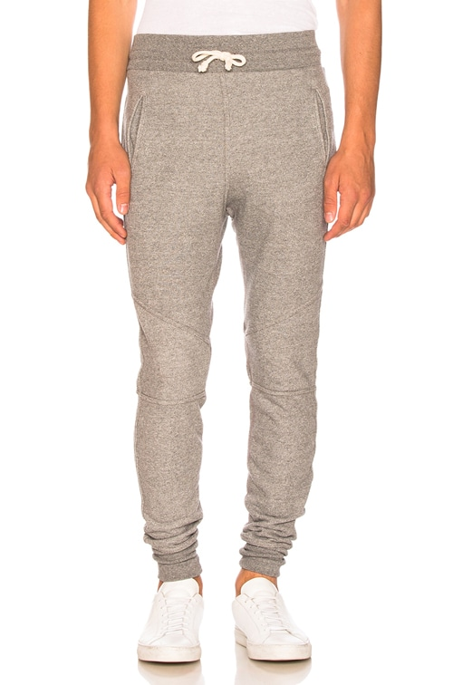 Escobar Sweatpants in Dark Grey