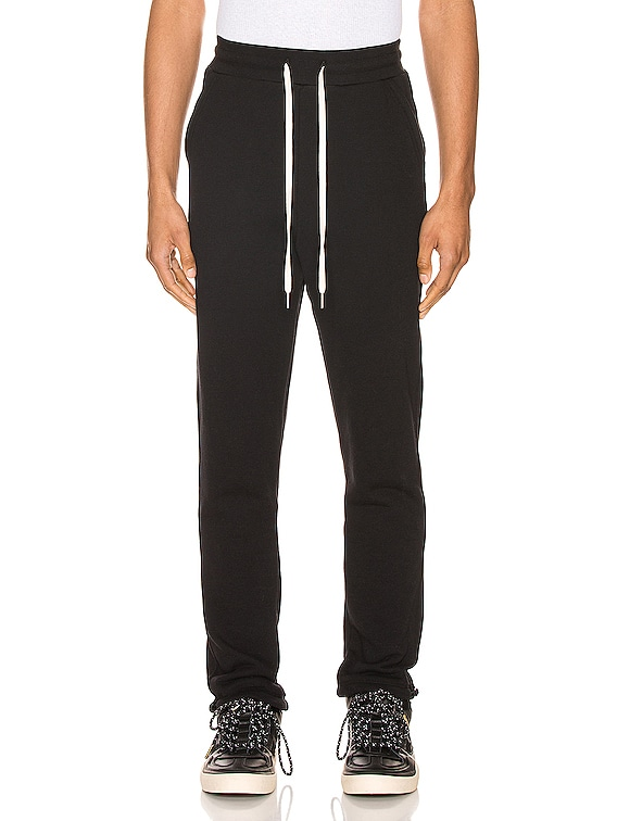 Sochi Sweat Pants in Black