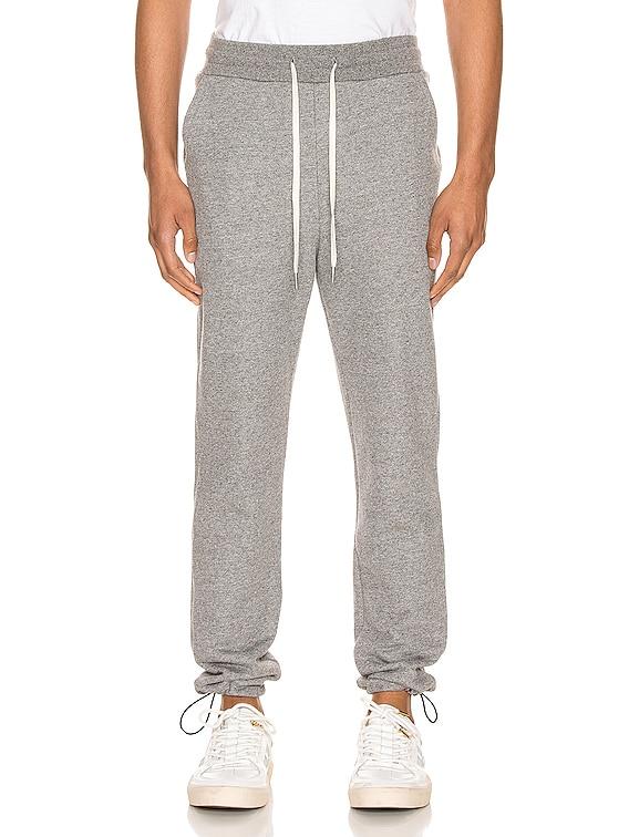 Sochi Sweat Pants in Dark Grey
