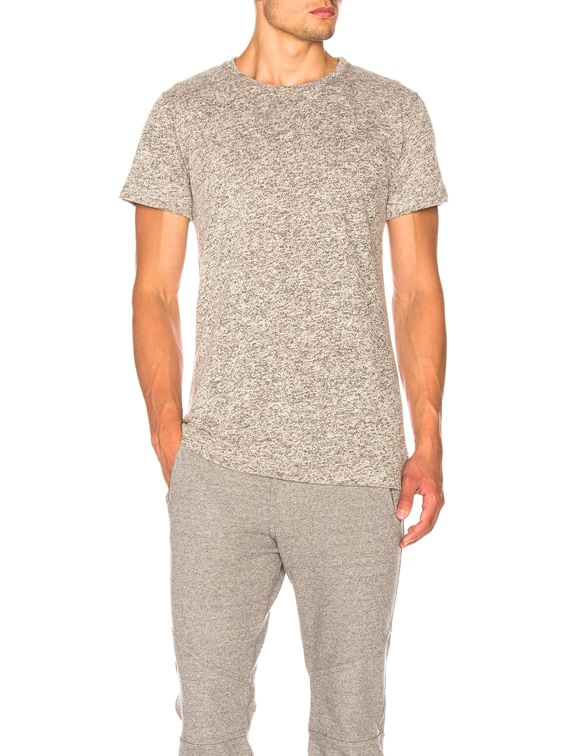 Classic Crew in Co-Mix Grey