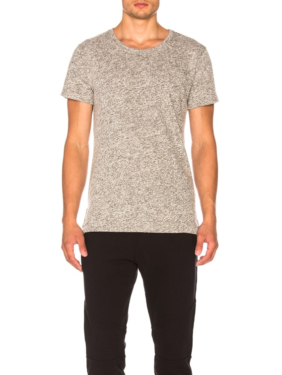 Mercer Tee in Co-Mix Grey