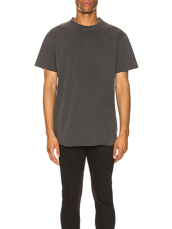 Anti-Expo Tee in Carbon