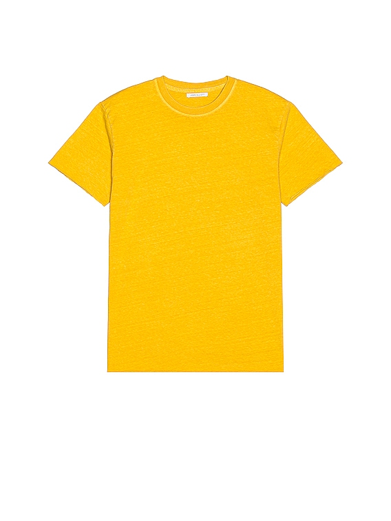 Anti Expo Tee in Canary