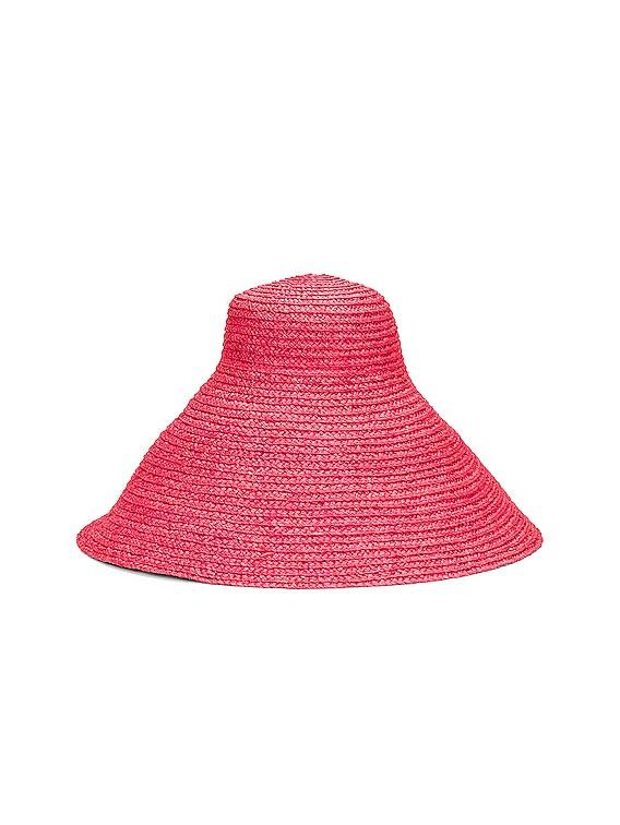 Le Chapeau Valensole in Fuchsia