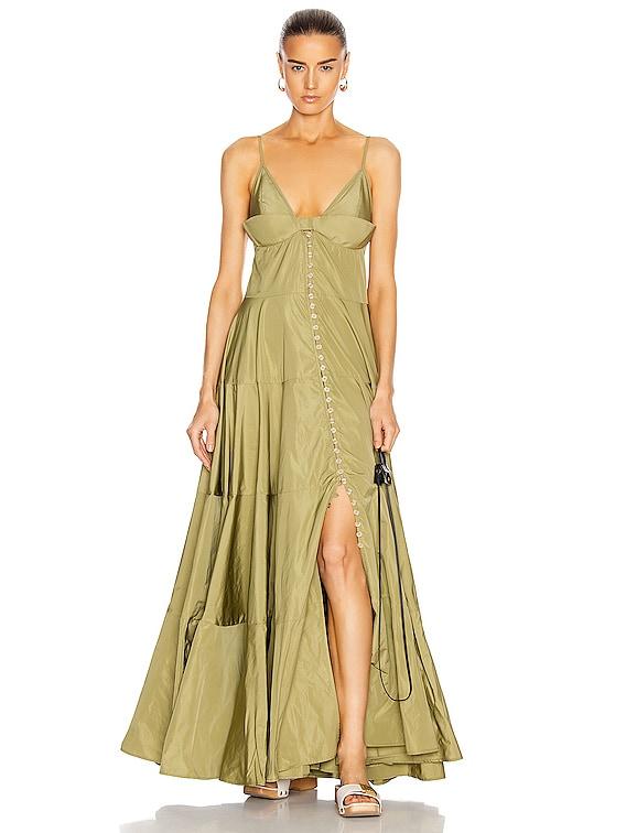 La Robe Manosque in Green