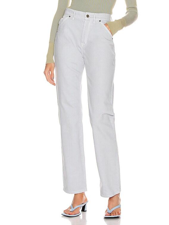Le Jean in Light Grey