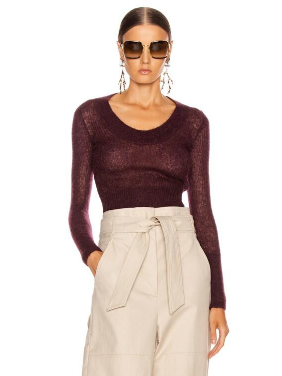 La Maille Dao in Purple
