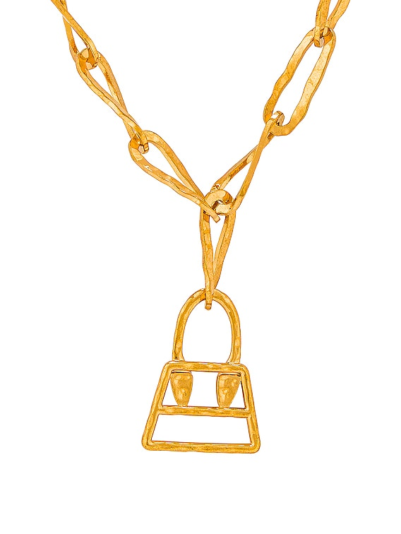 Le Collier Chiquita in Gold