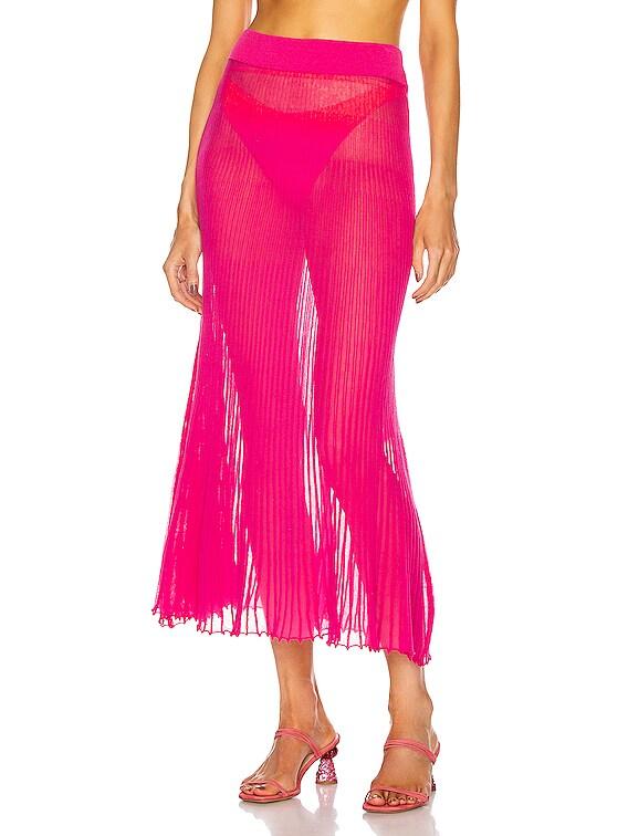 La Jupe Helado Longue in Pink