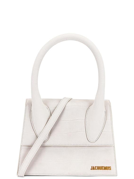 Le Grand Chiquito Bag in White