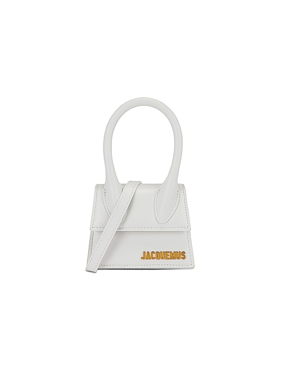 Le Chiquito Bag in White