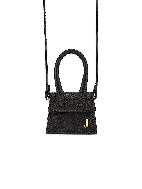 Le Petit Chiquito Bag in Black