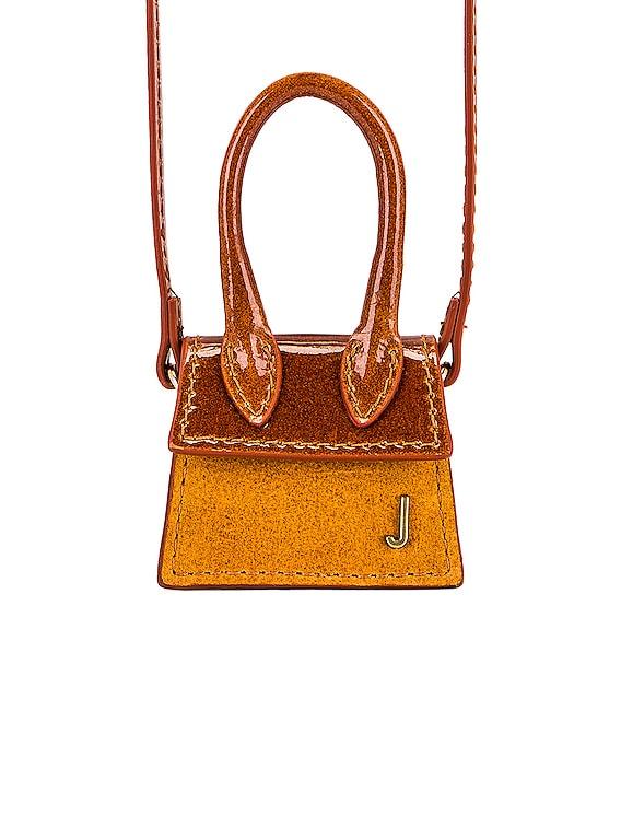 Le Petit Chiquito Bag in Shaded Orange