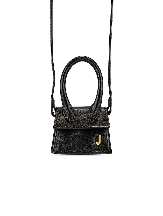 Le Petit Chiquito Bag in Black