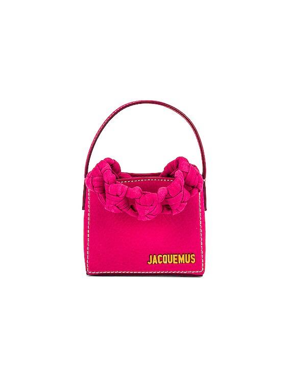 Le Petit Sac Noeud Bag in Pink