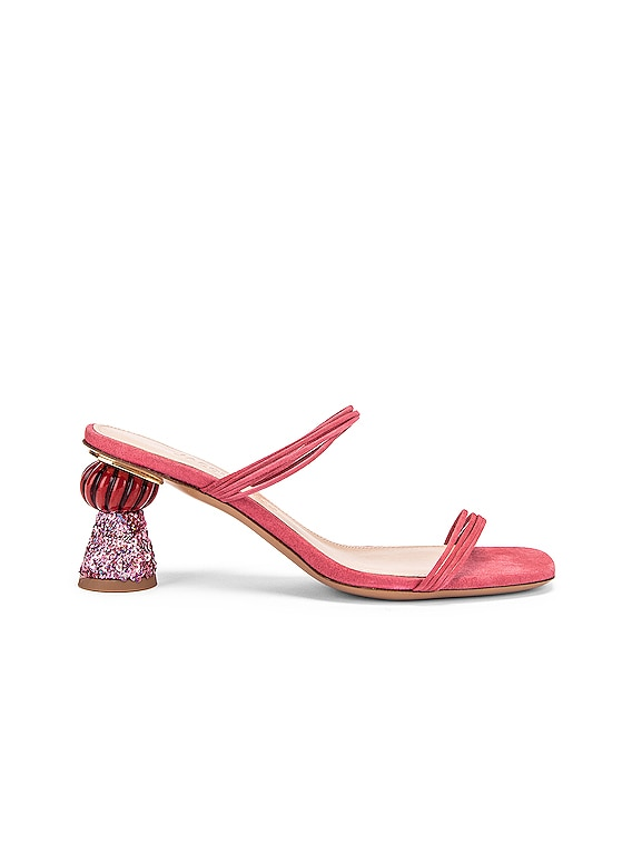 Les Mules Vallena in Pink