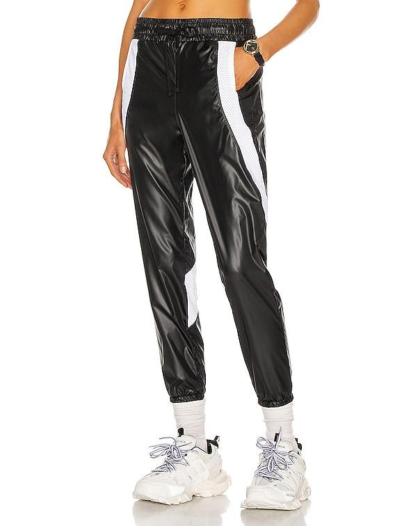 Vigorous Zephyr Sweatpant in Black & White