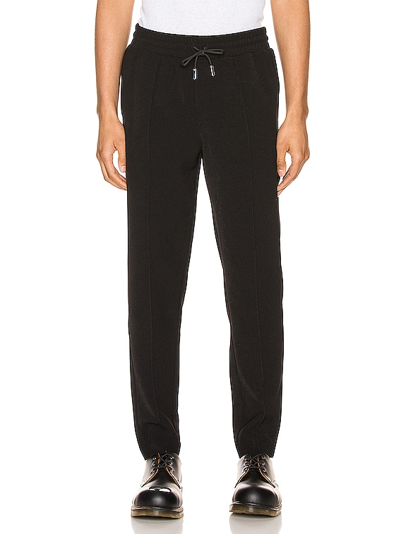 Western Detective Suit Pants in Black & White