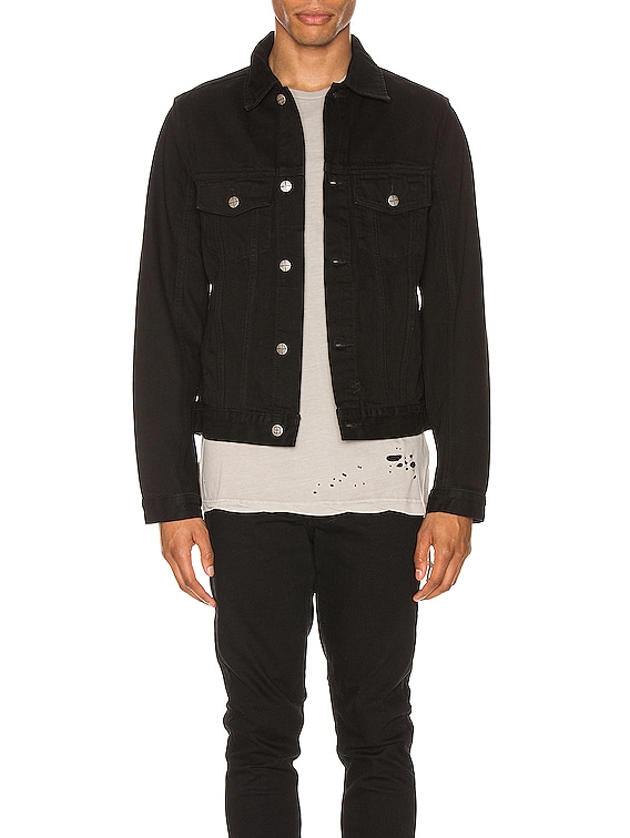 Classic Jacket in Black