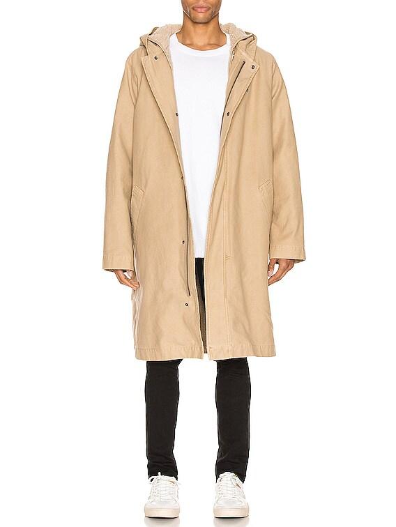 Chaos Coat in Tan