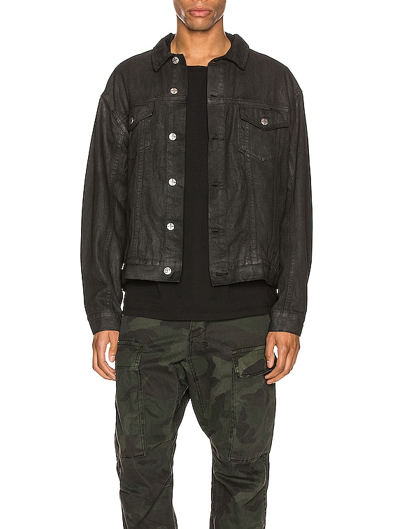 Oh G Tainted Jacket in Black