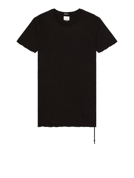 Sioux Tee in Black