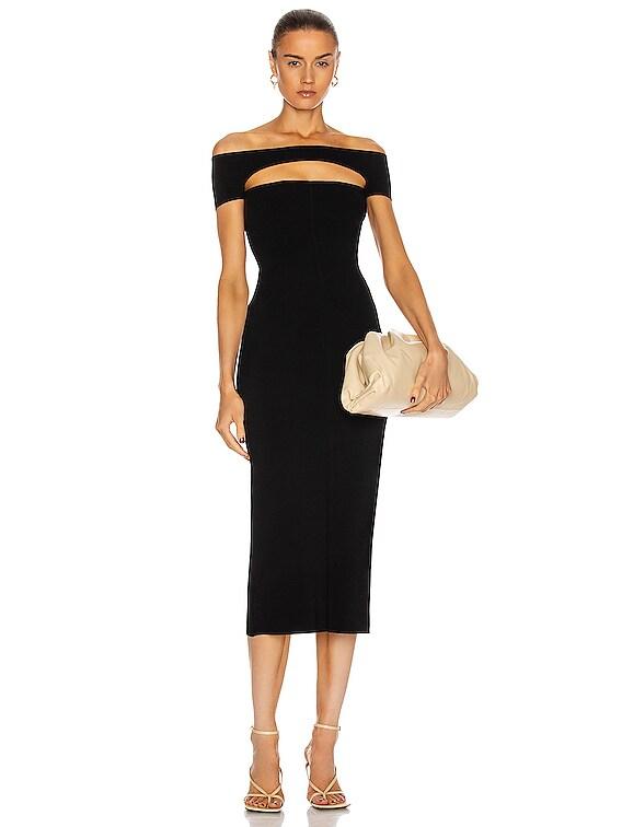 Marika Dress in Black