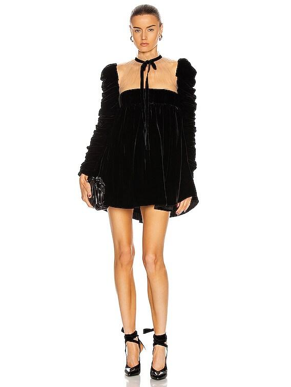 Ann Dress in Black