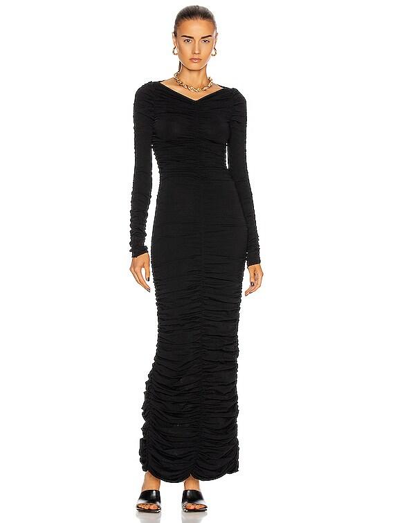 Lana Dress in Black