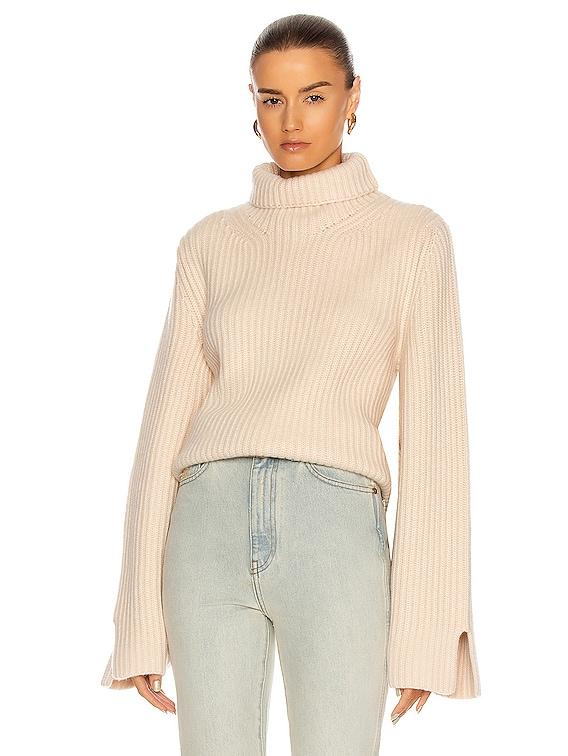 Molly Sweater in Custard