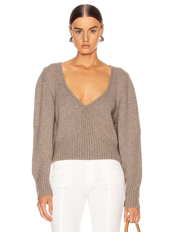 Charlette Sweater in Barley