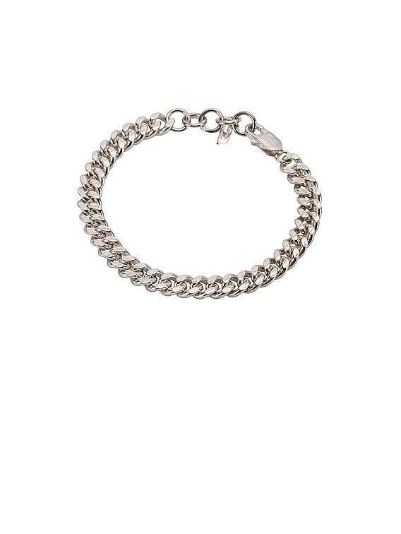 Big Daddy Chain Bracelet in Sterling Silver