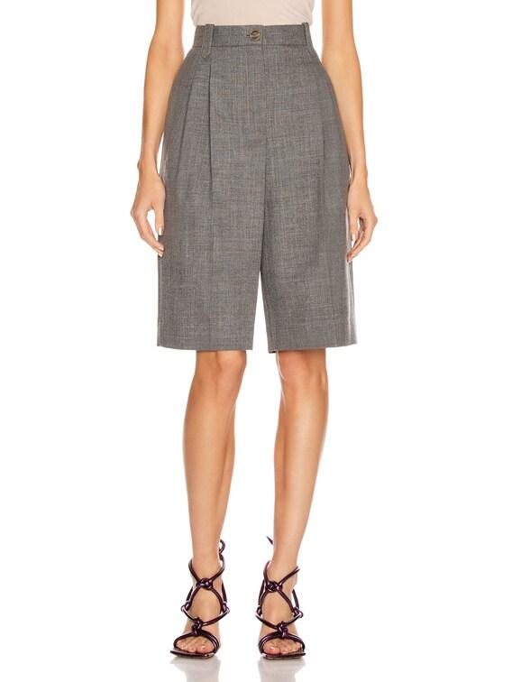 Trouser Short in Grey