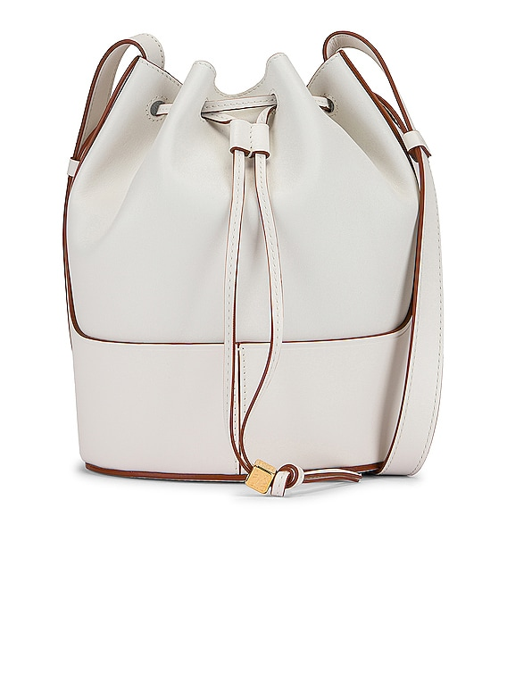 Balloon Small Bag in Soft White