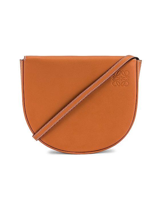 Heel Bag in Tan