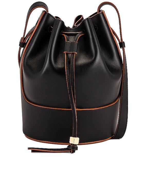 Balloon Small Bag in Black
