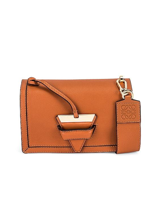 Barcelona Soft Bag in Tan