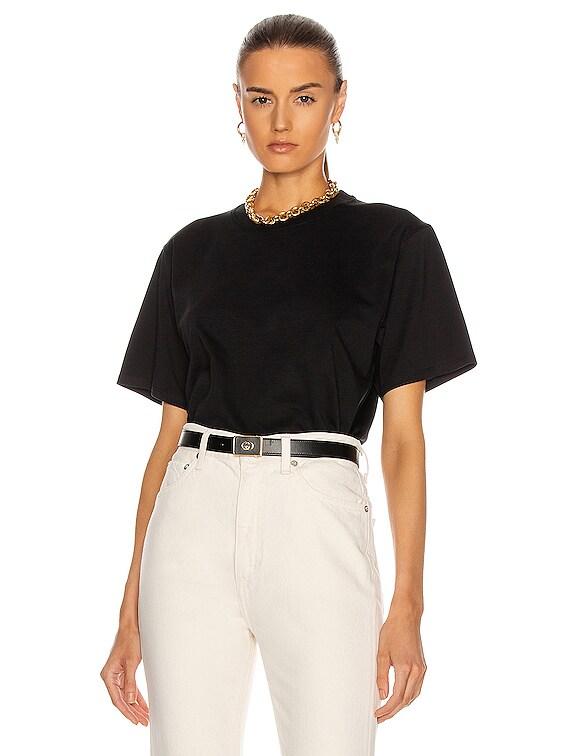 Arbori T-Shirt in Black